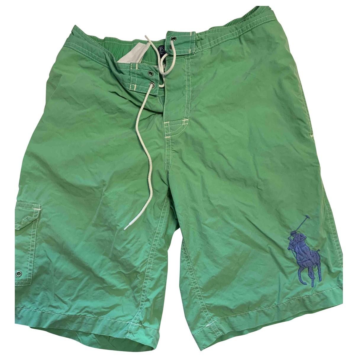 Polo Ralph Lauren - Short   pour enfant - vert
