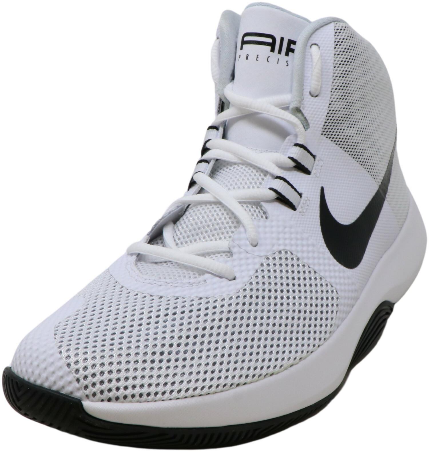 Nike Men's 898455 100 Mid-Top Basketball - 10.5M