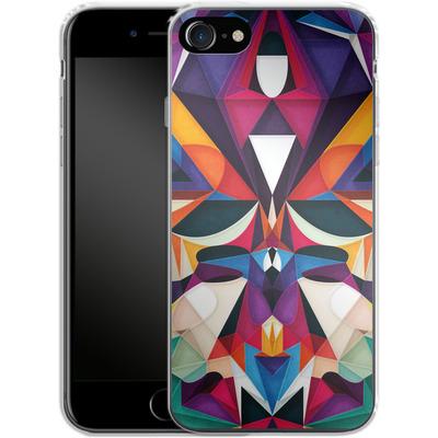 Apple iPhone 8 Silikon Handyhuelle - Emotion in Motion von Georgiana Teseleanu