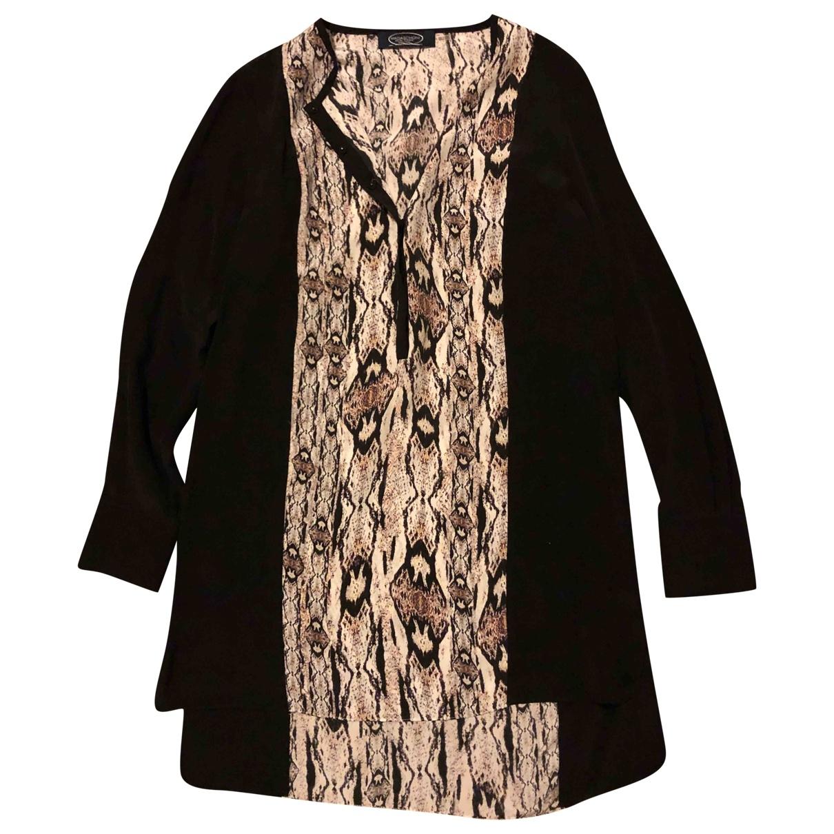 Mini vestido de Seda Magaschoni Collection