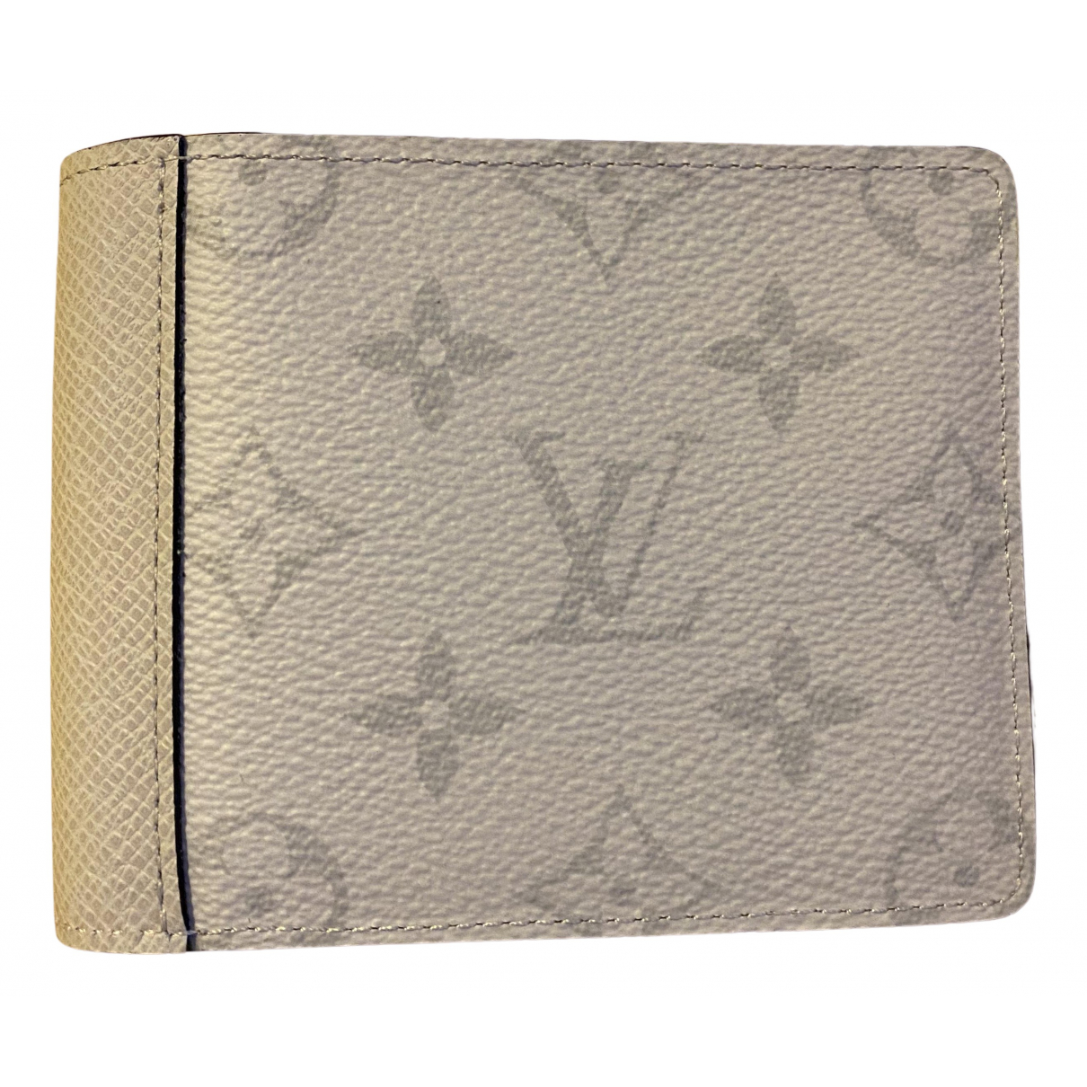 Louis Vuitton Multiple White Cloth Small bag, wallet & cases for Men N