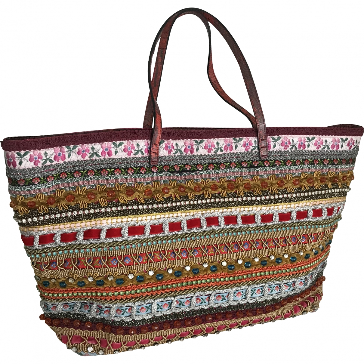 Fendi \N Multicolour Cloth handbag for Women \N