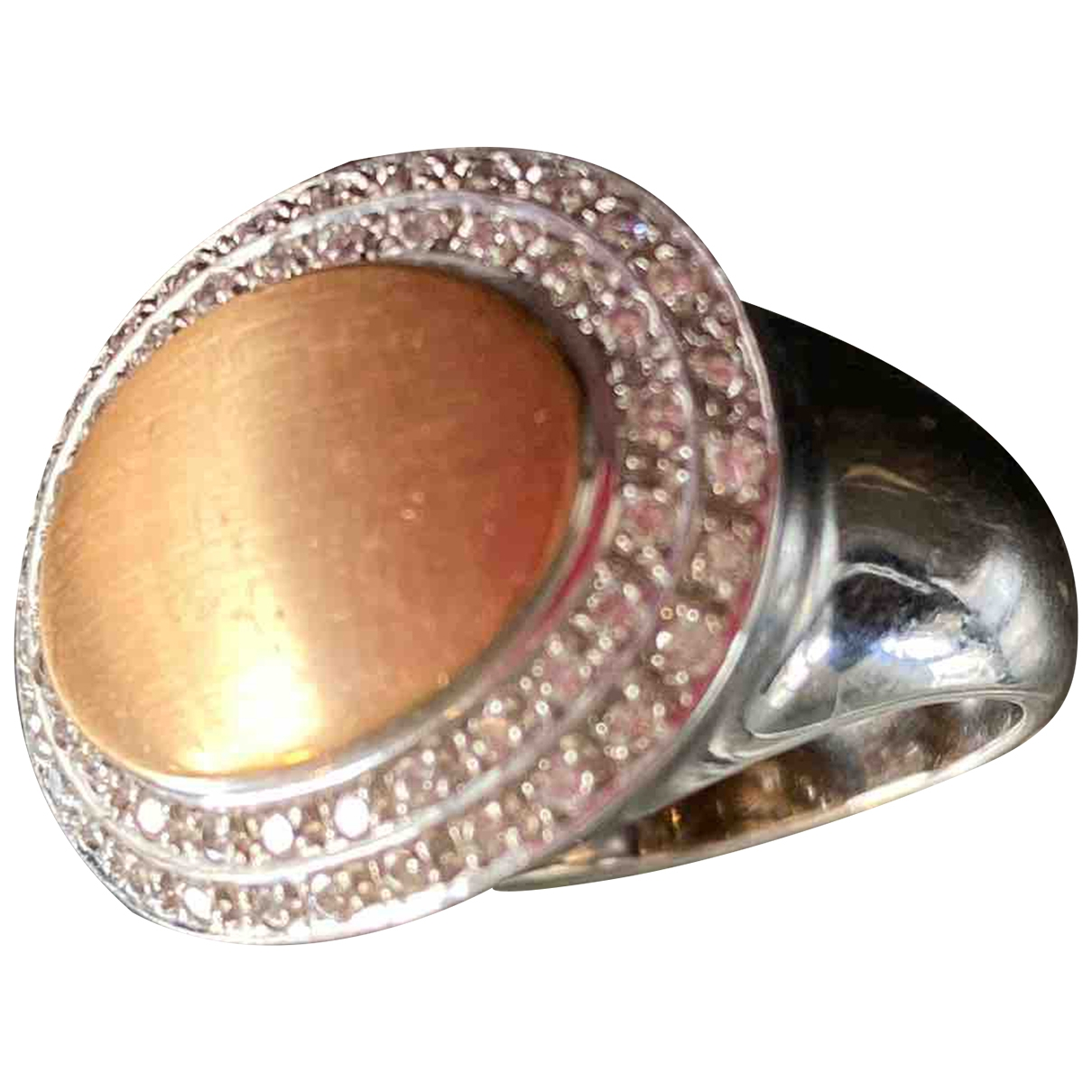 Anillo de Oro rosa Christofle