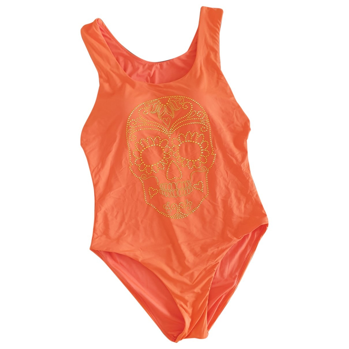 Non Signé / Unsigned \N Orange Swimwear for Women \N