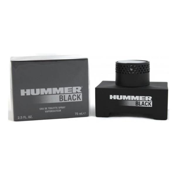 Hummer Black - Hummer Eau de toilette en espray 75 ml