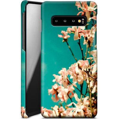 Samsung Galaxy S10 Smartphone Huelle - Spring Kingwood von Joy StClaire