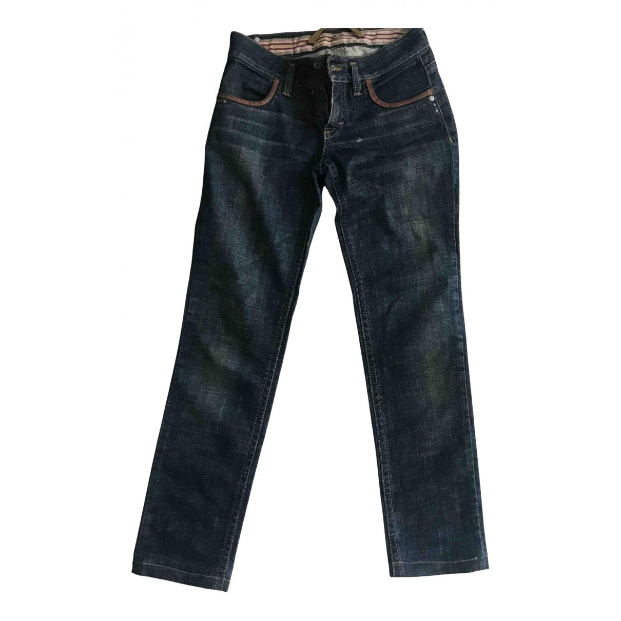 Gas N Blue Denim - Jeans Jeans for Women 27 US