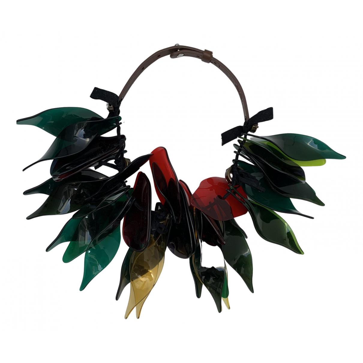 Marni For H&m - Collier   pour femme - multicolore