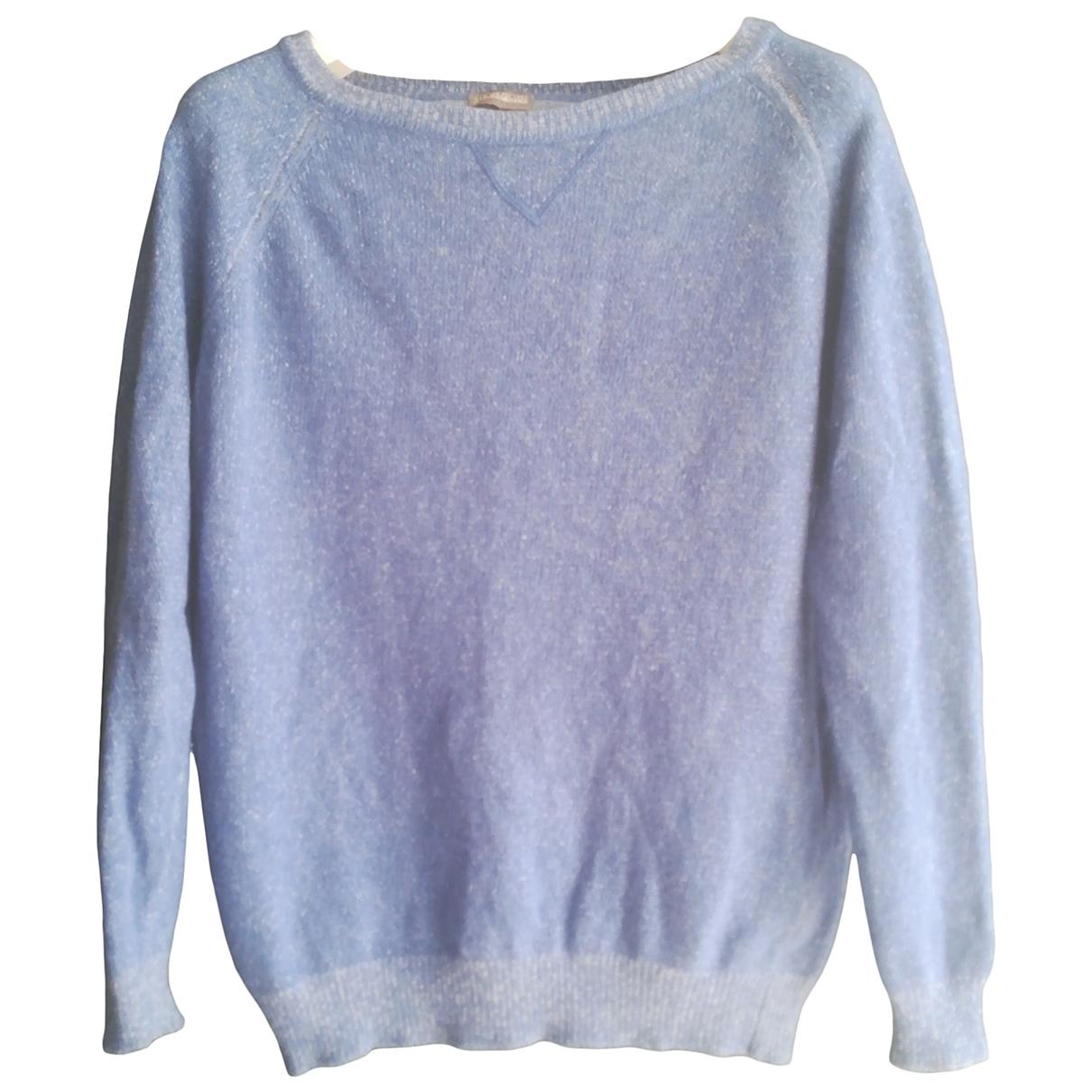 Napapijri \N Pullover.Westen.Sweatshirts  in  Blau Kaschmir