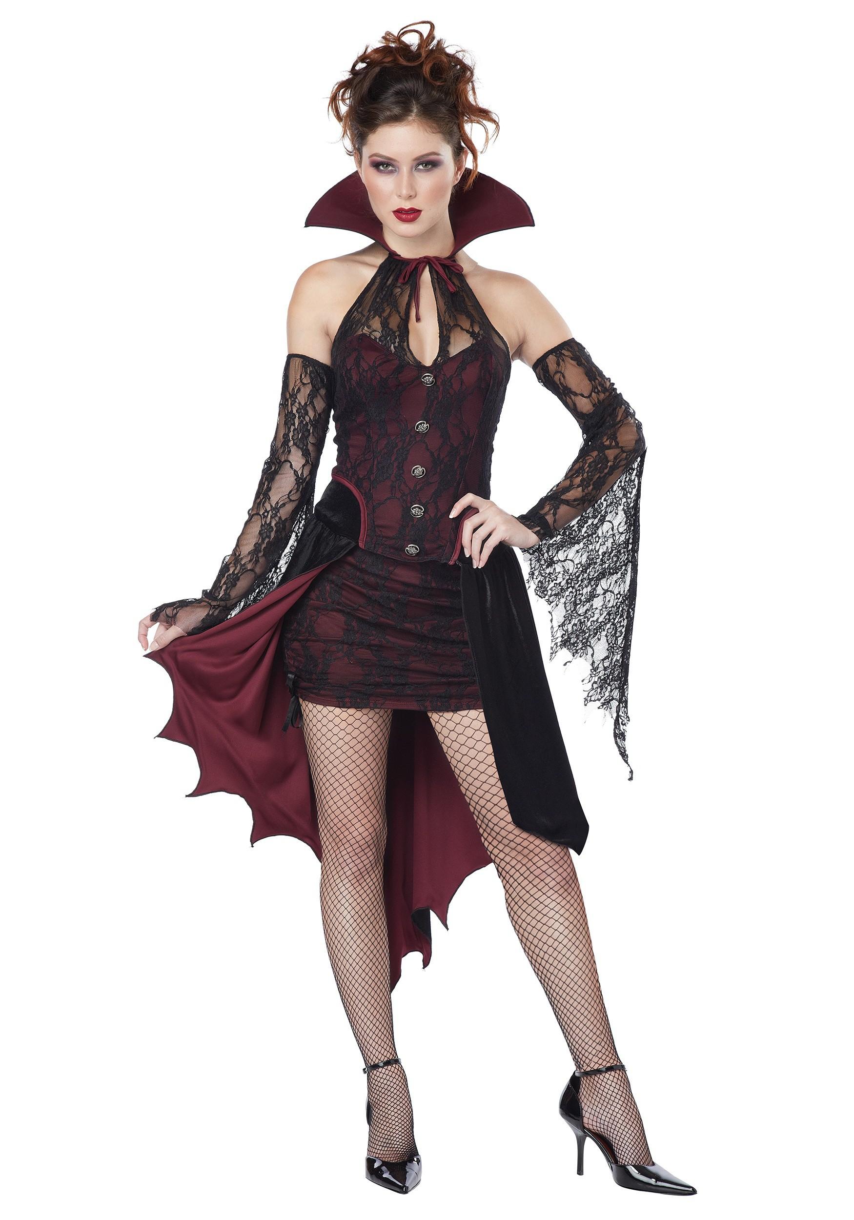 Women's Vampire Vixen Costume