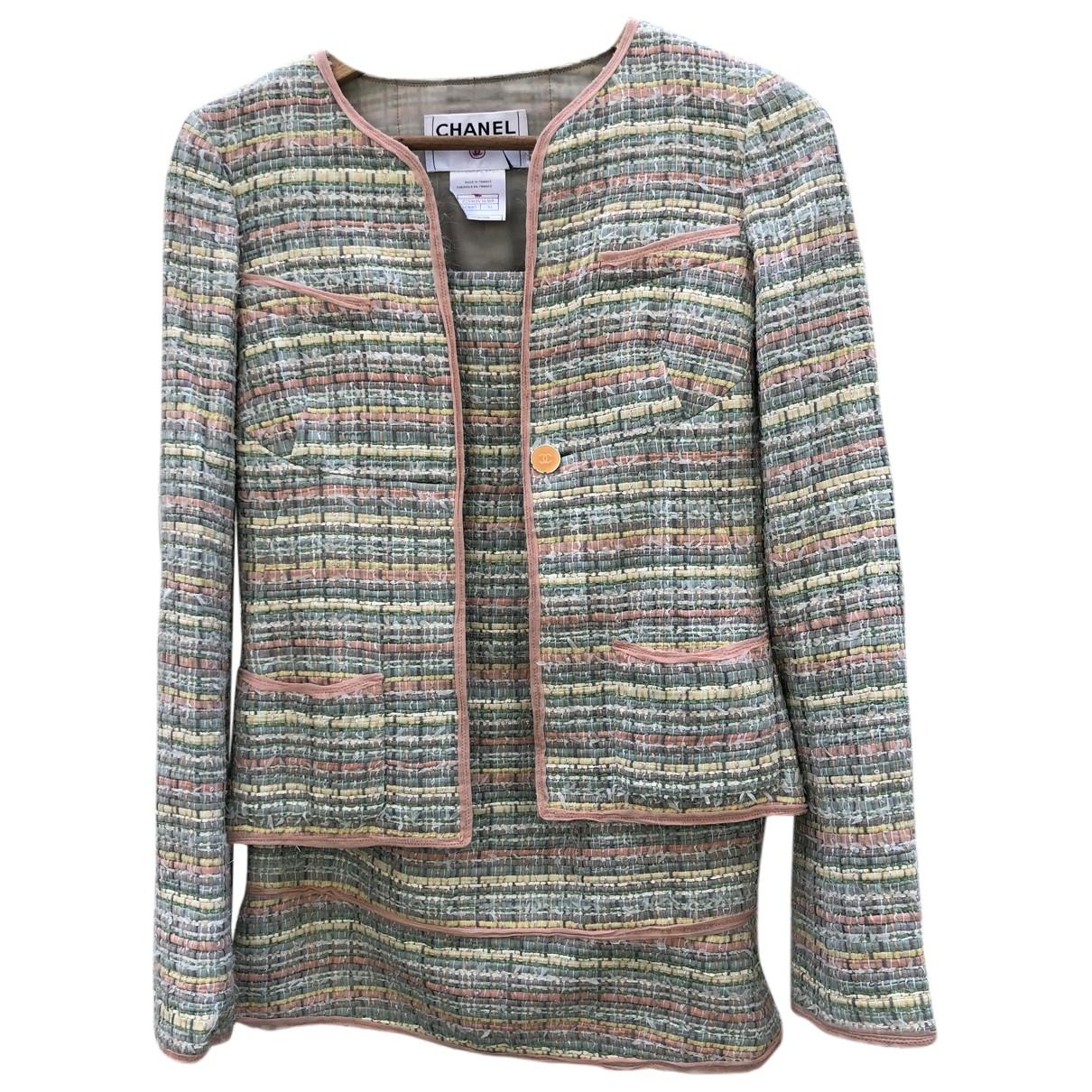 Chanel N Multicolour Cotton jacket for Women 34 FR