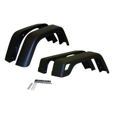 Crown Automotive Wide Fender Flare Kit (Paintable) - 55254918K7