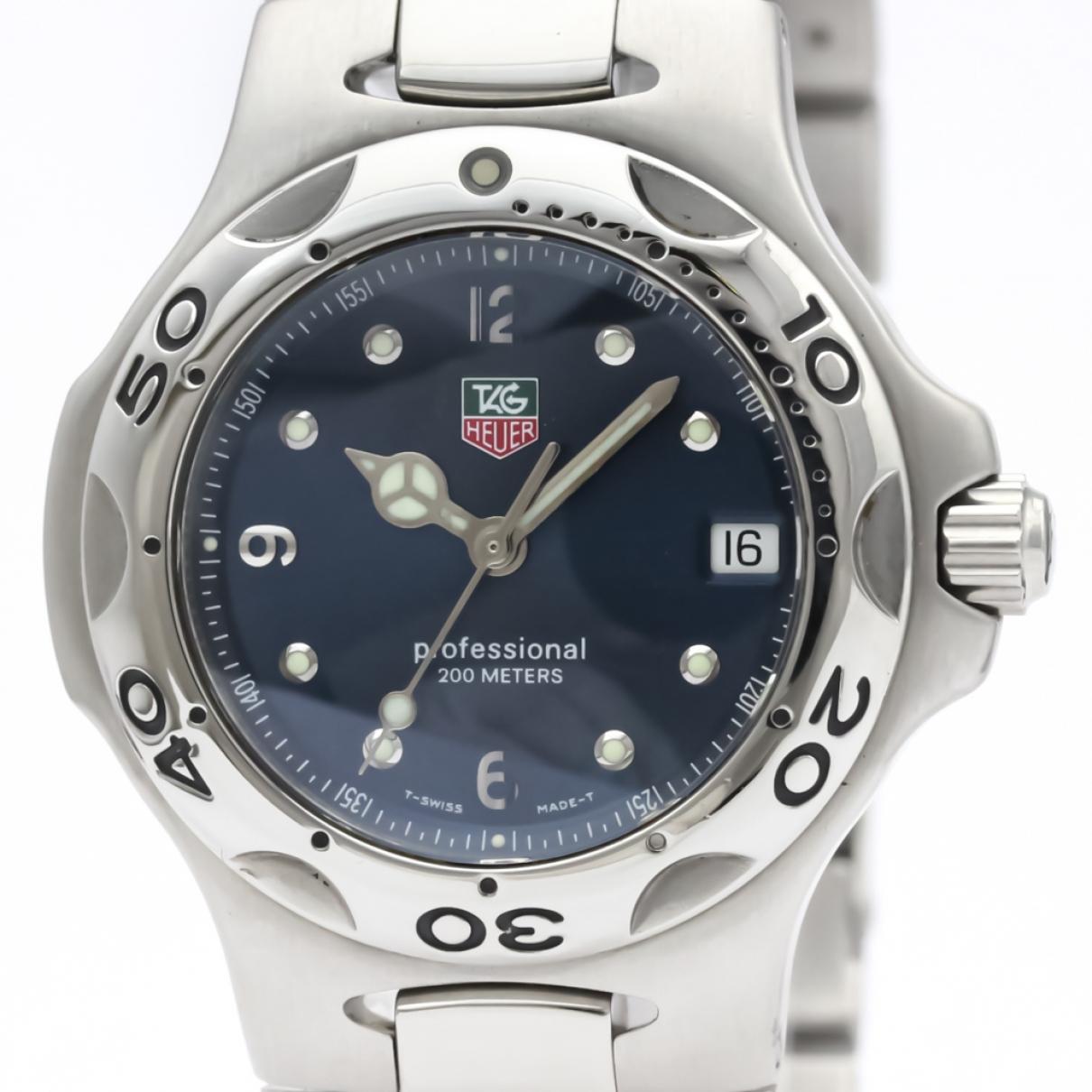 Tag Heuer Kirium Blue Steel watch for Women \N
