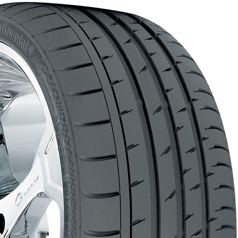 Continental 03564400000 Sport Contact 3 Tire 205/55 R17 91Y SL BSW N2