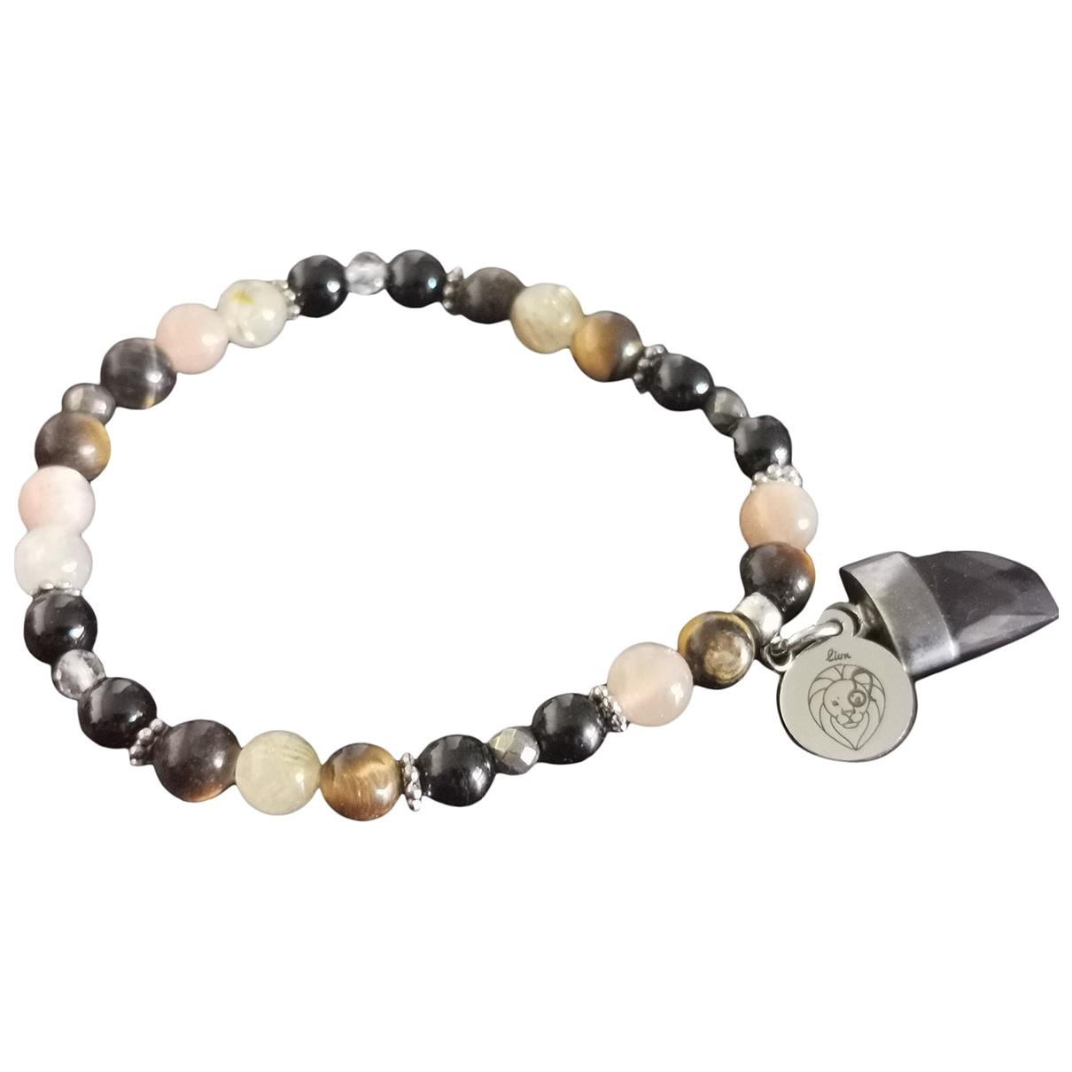 - Bracelet Motifs Ethniques pour femme en perles - multicolore