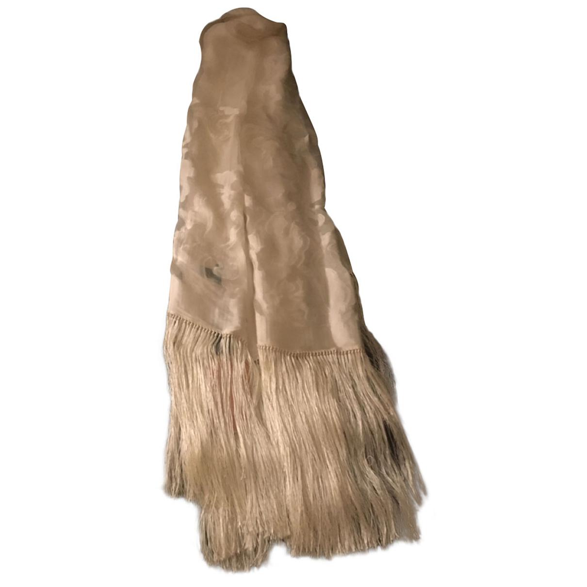 Elie Saab N Gold scarf for Women N