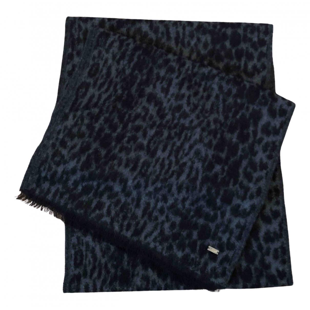 Saint Laurent N Grey Wool scarf & pocket squares for Men N