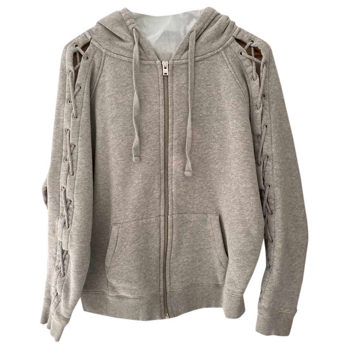 Iro - Veste   pour femme en coton - gris