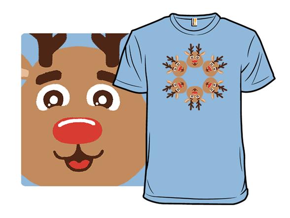 Deerflake T Shirt