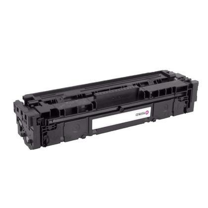 Compatible HP 201A CF403A Magenta Toner Cartridge - Economical Box