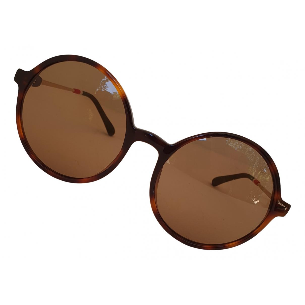 Orlebar Brown - Lunettes   pour homme - marron
