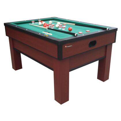 G02251AW Classic Bumper Pool with Two 48