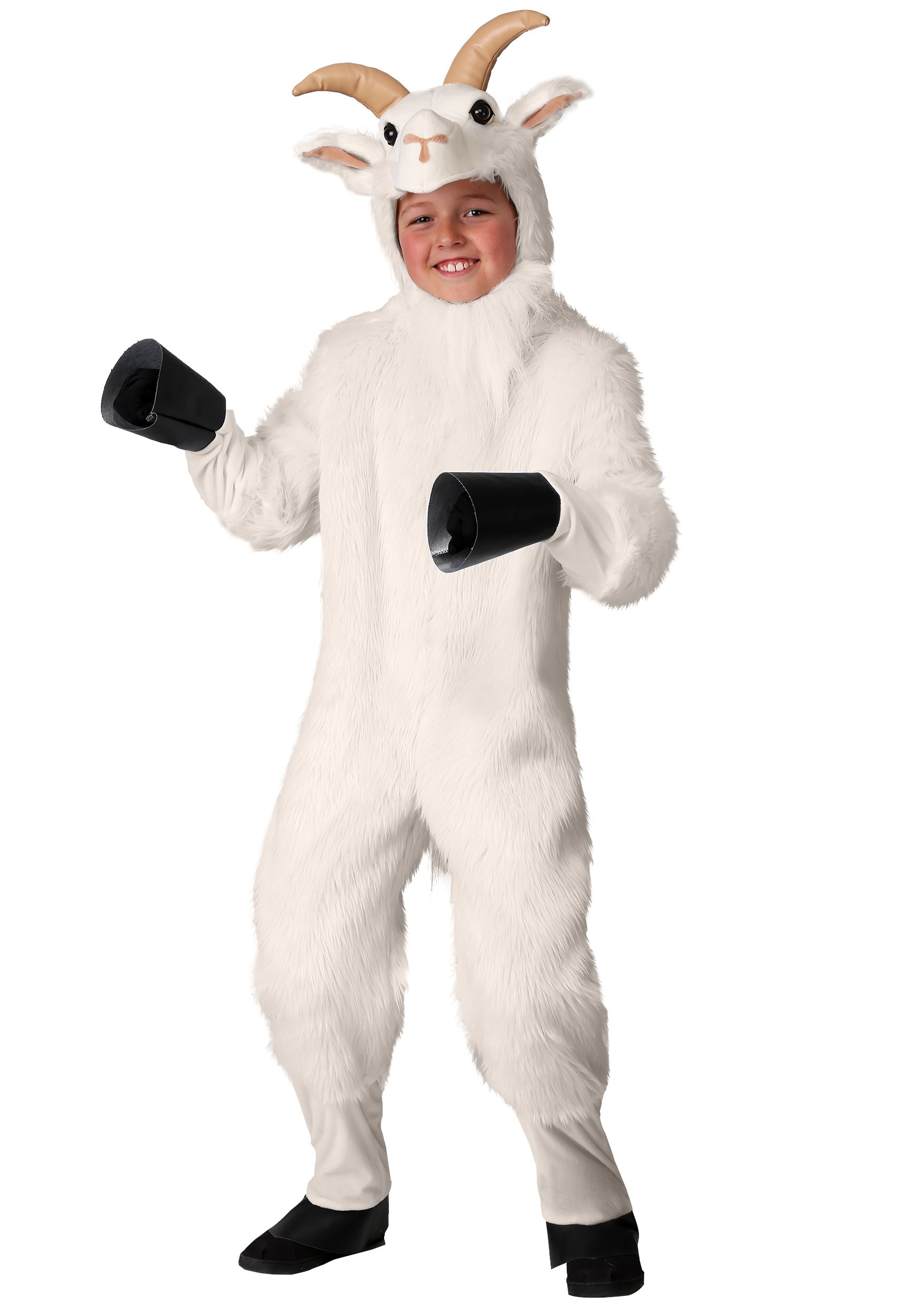 Child's Mountain Goat Costume | Exclusive | made By Us