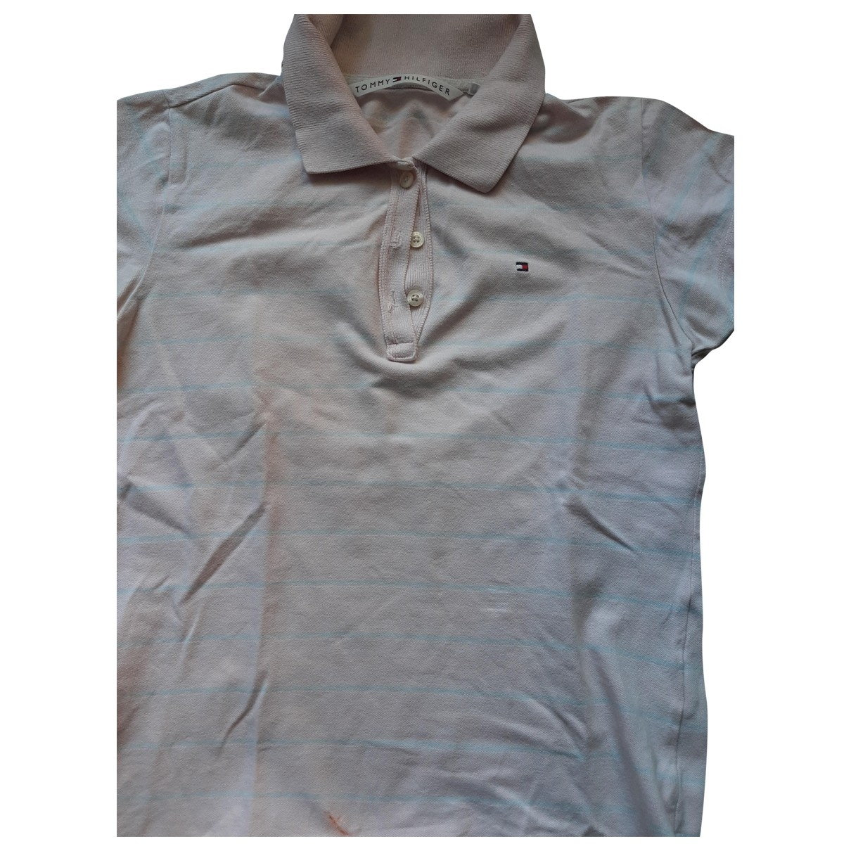 Tommy Hilfiger \N Pink Cotton  top for Women 42 IT