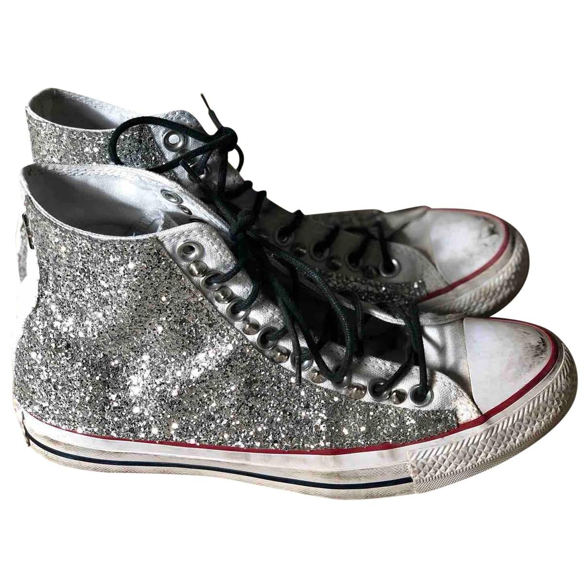 Converse \N Metallic Cloth Lace ups for Women 39.5 EU