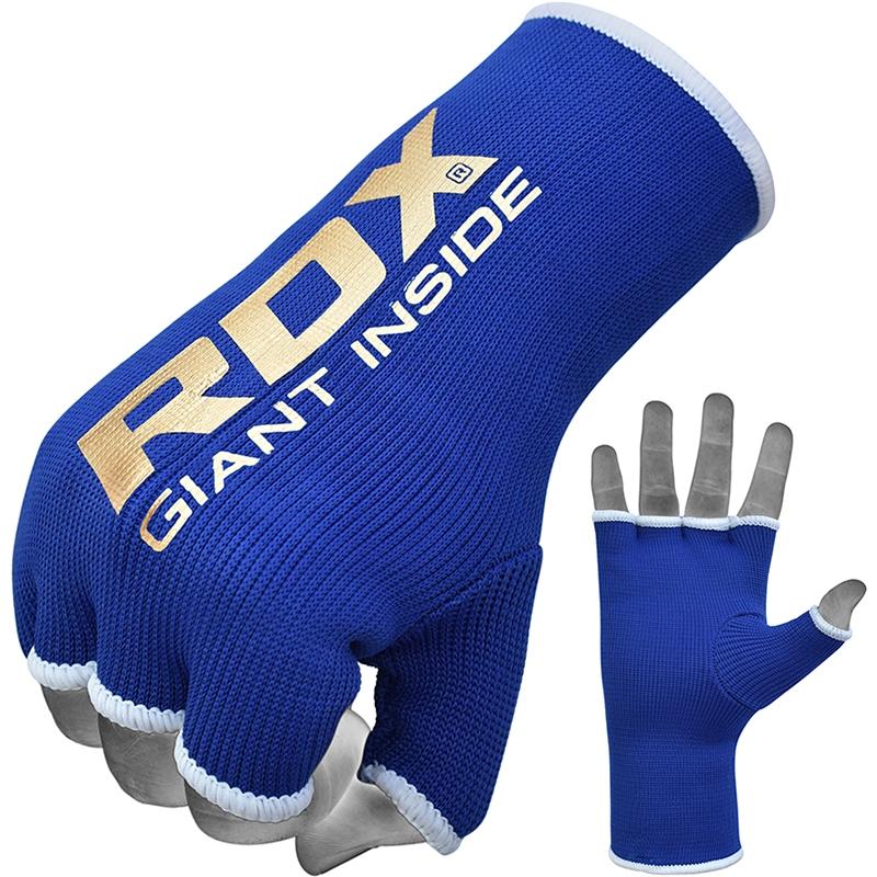 RDX IB Guantes Internos Calceteria Azul Extra Grande
