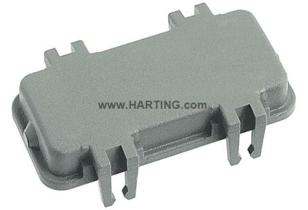 HARTING Han B Series Protection Cover, For Use With Hoods
