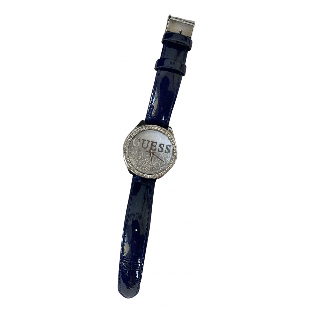 Guess \N Navy Steel watch for Women \N