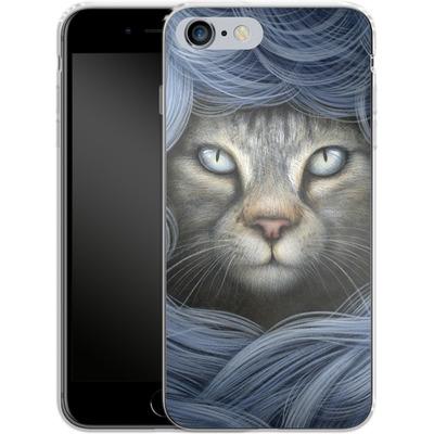Apple iPhone 6s Plus Silikon Handyhuelle - Ripple von Dan May