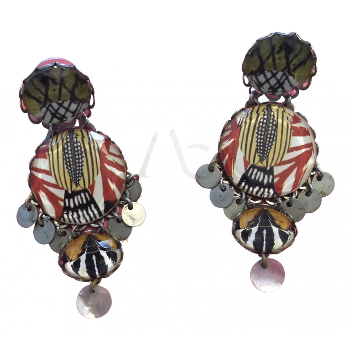 Ayala Bar \N Multicolour Metal Earrings for Women \N