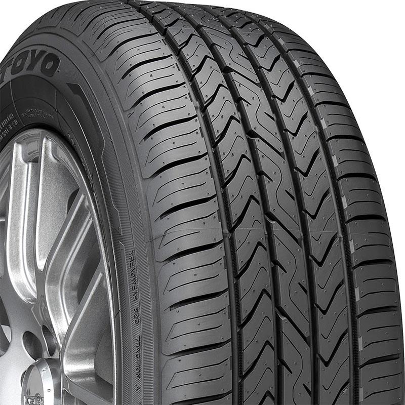 Toyo 147070 Tire Extensa A/S II Tire 215/55 R17 94H SL BSW