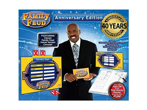 Endless Games Family Feud Game