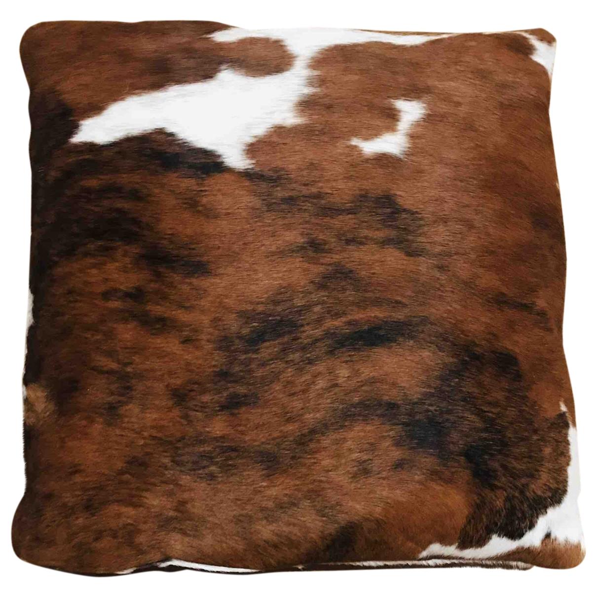 - Linge de maison   pour lifestyle en cuir - multicolore