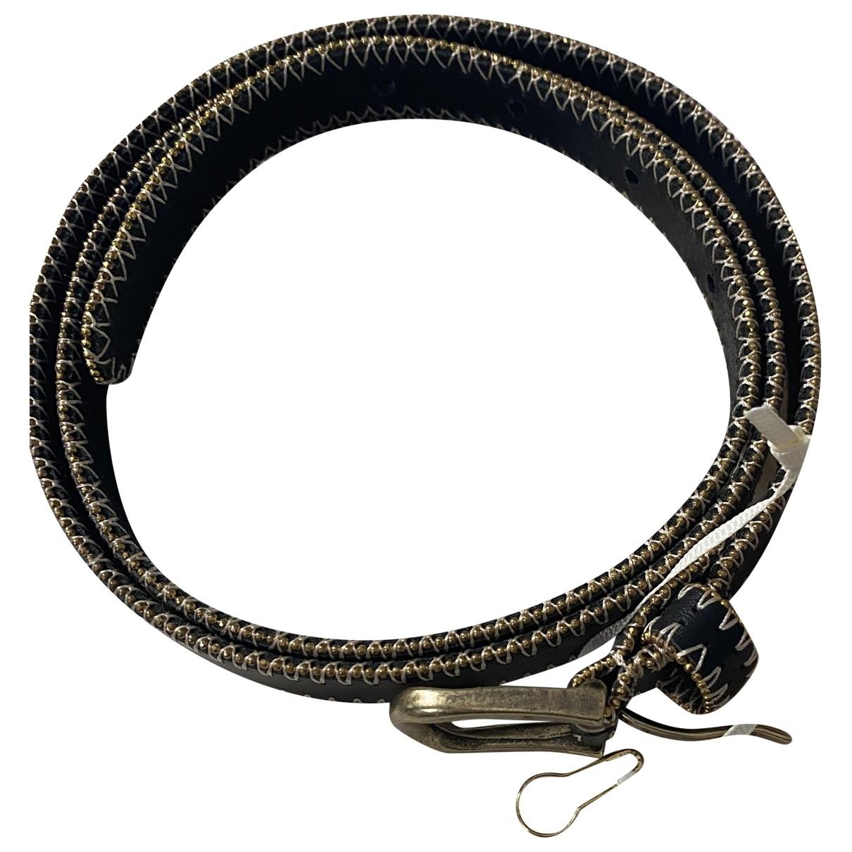 Cinturon de Cuero Sessun
