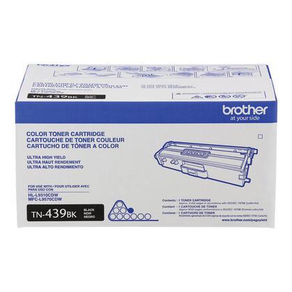 Brother TN439BK Original Black Toner Cartridge Ultra High Yield