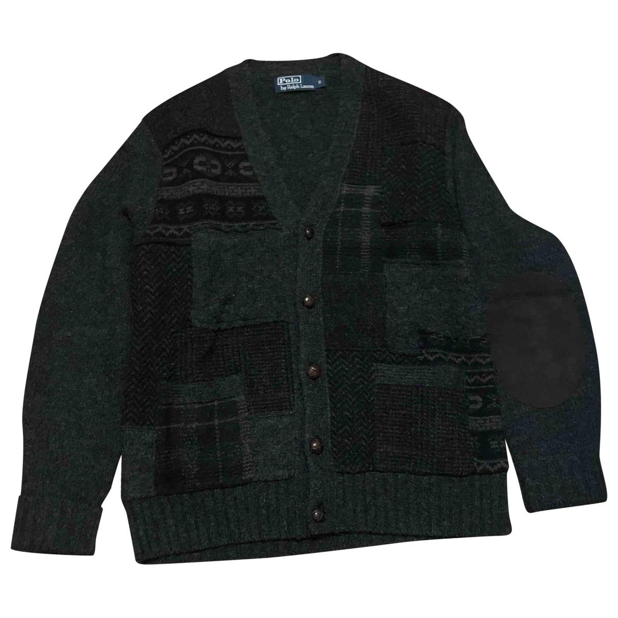 Polo Ralph Lauren - Pulls.Gilets.Sweats   pour homme en laine - anthracite