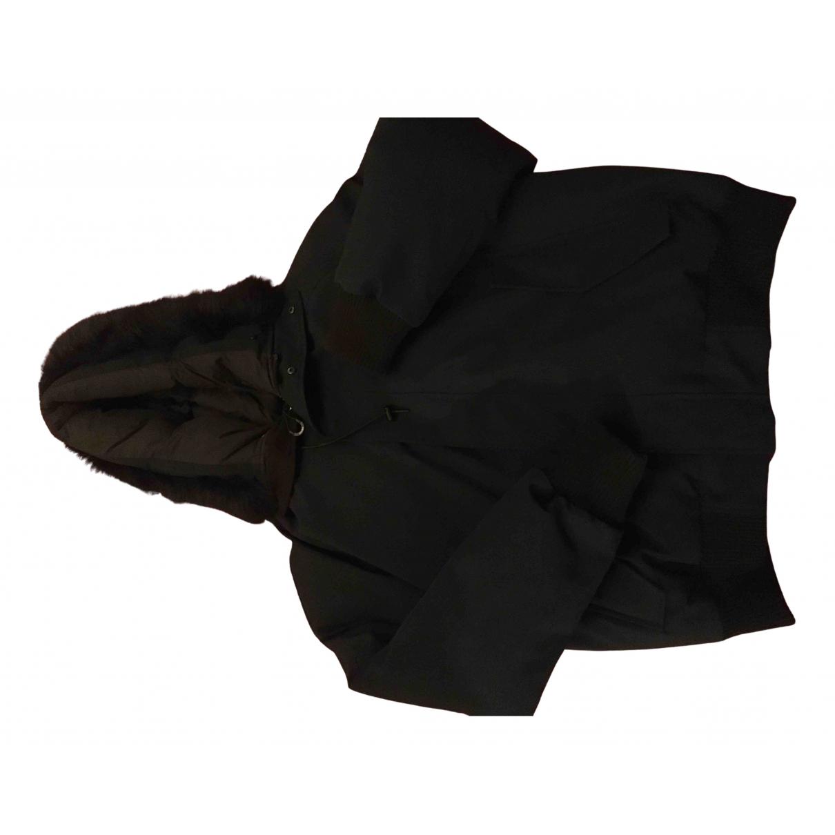 Kenzo - Manteau   pour homme en coton - bleu