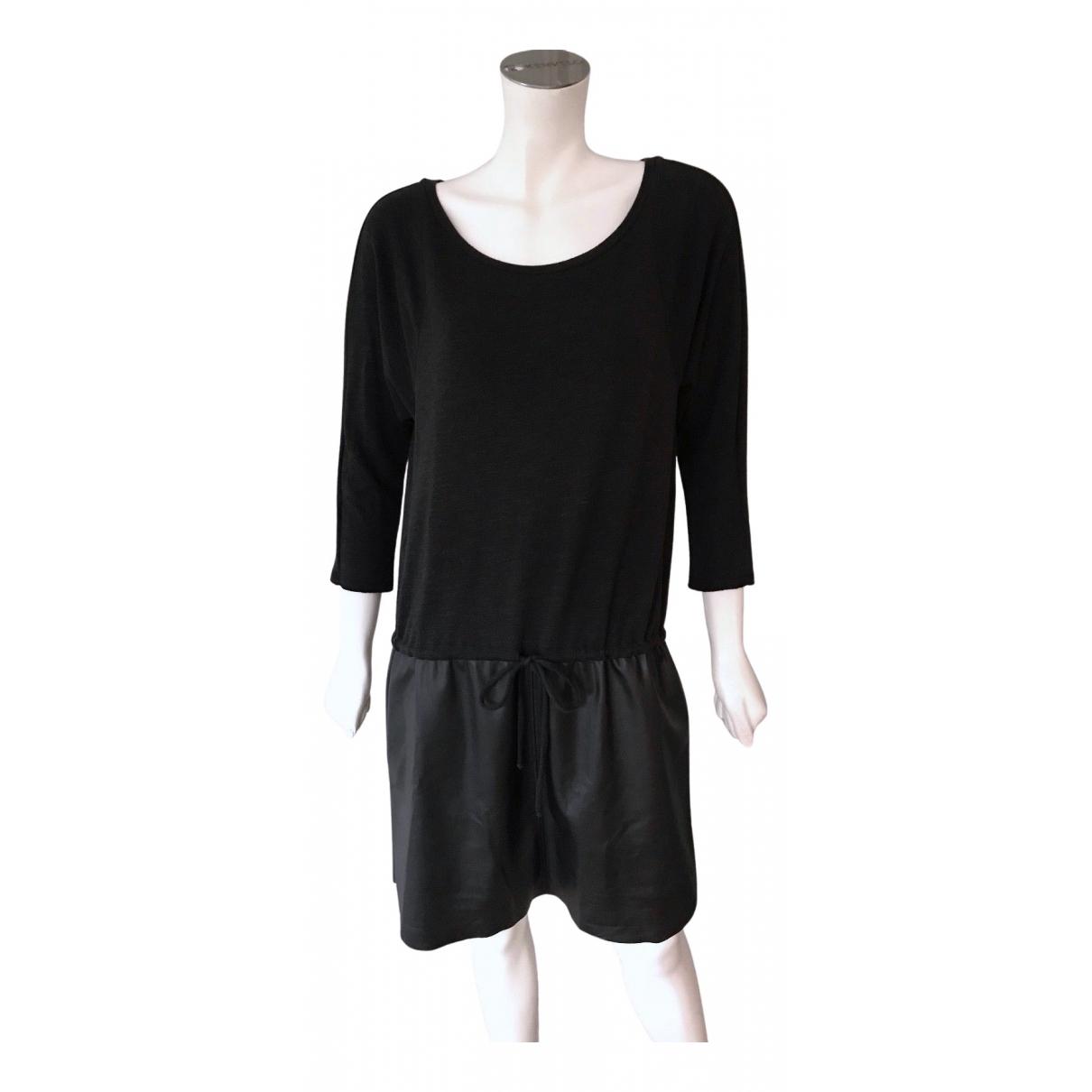 Velvet N Black Cotton dress for Women M International