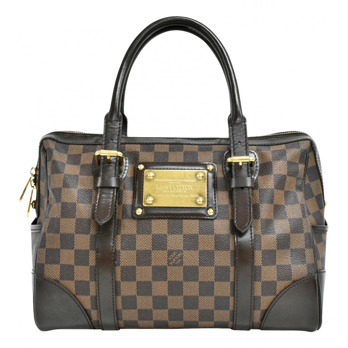 Bolso  Berkeley de Lona Louis Vuitton