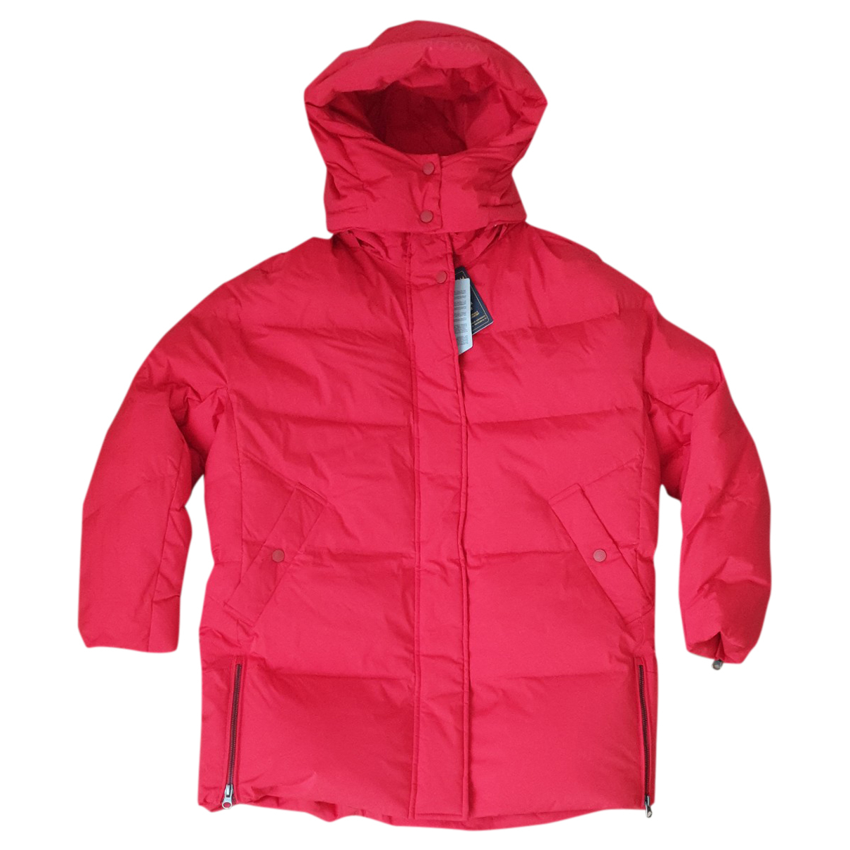 Woolrich \N Jacke in  Rot Polyester