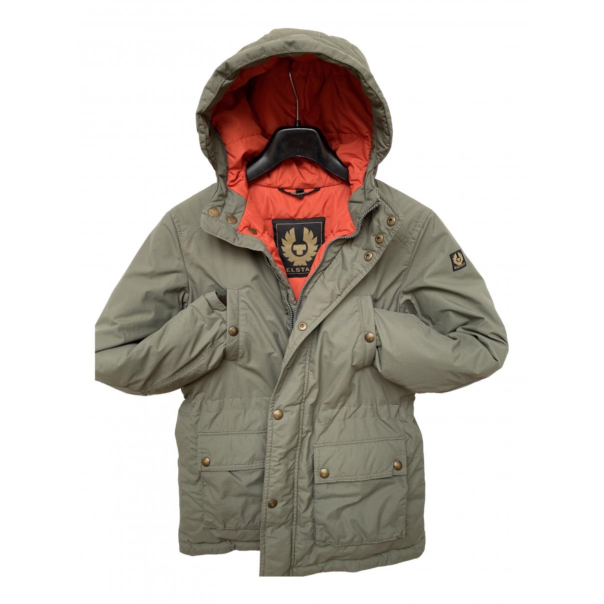 Belstaff - Blousons.Manteaux   pour enfant - vert