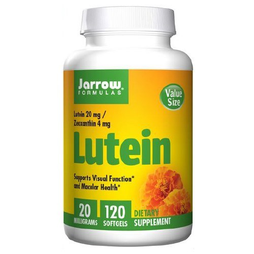 Lutein 120 Softgels by Jarrow Formulas