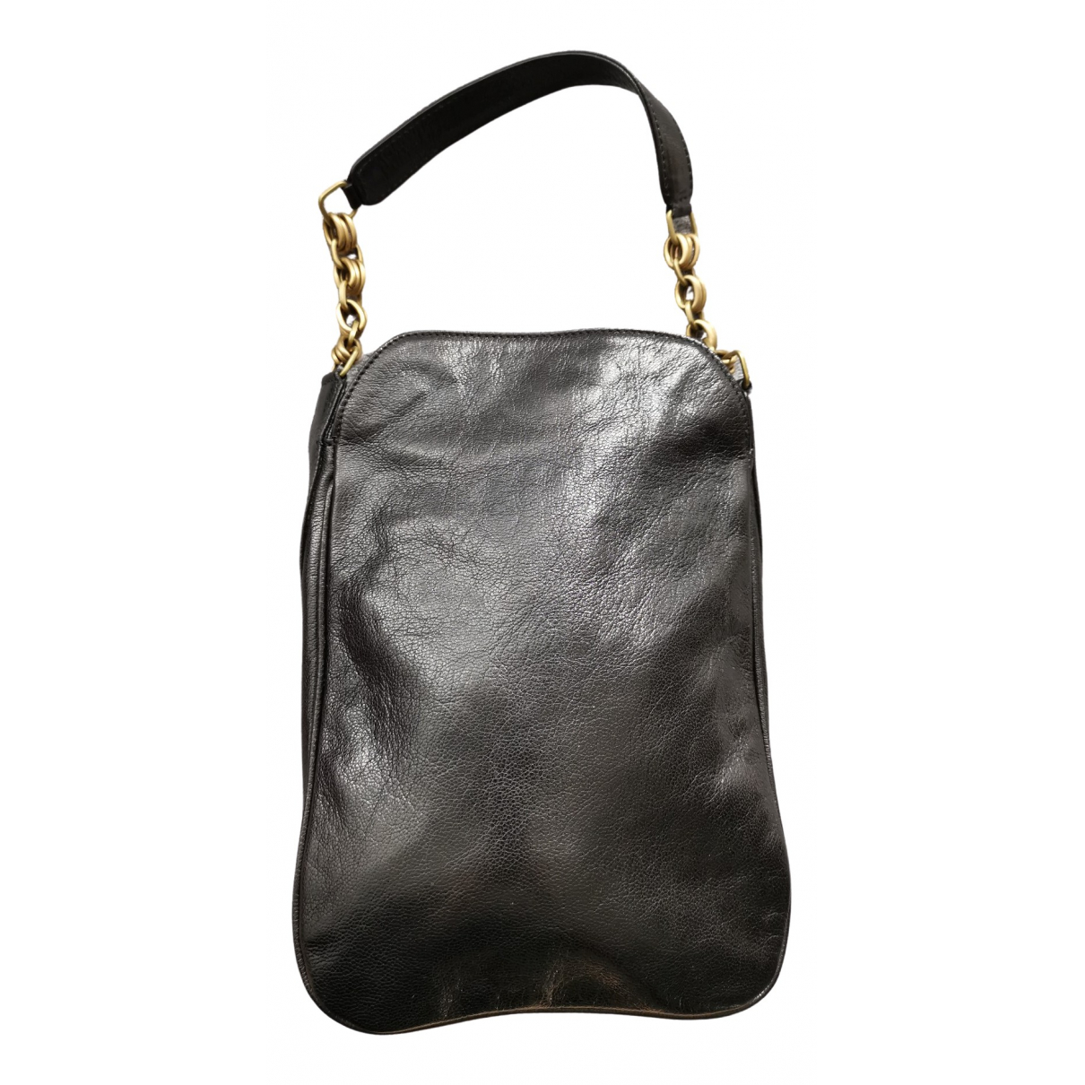Nina Ricci - Sac a main   pour femme en cuir - noir