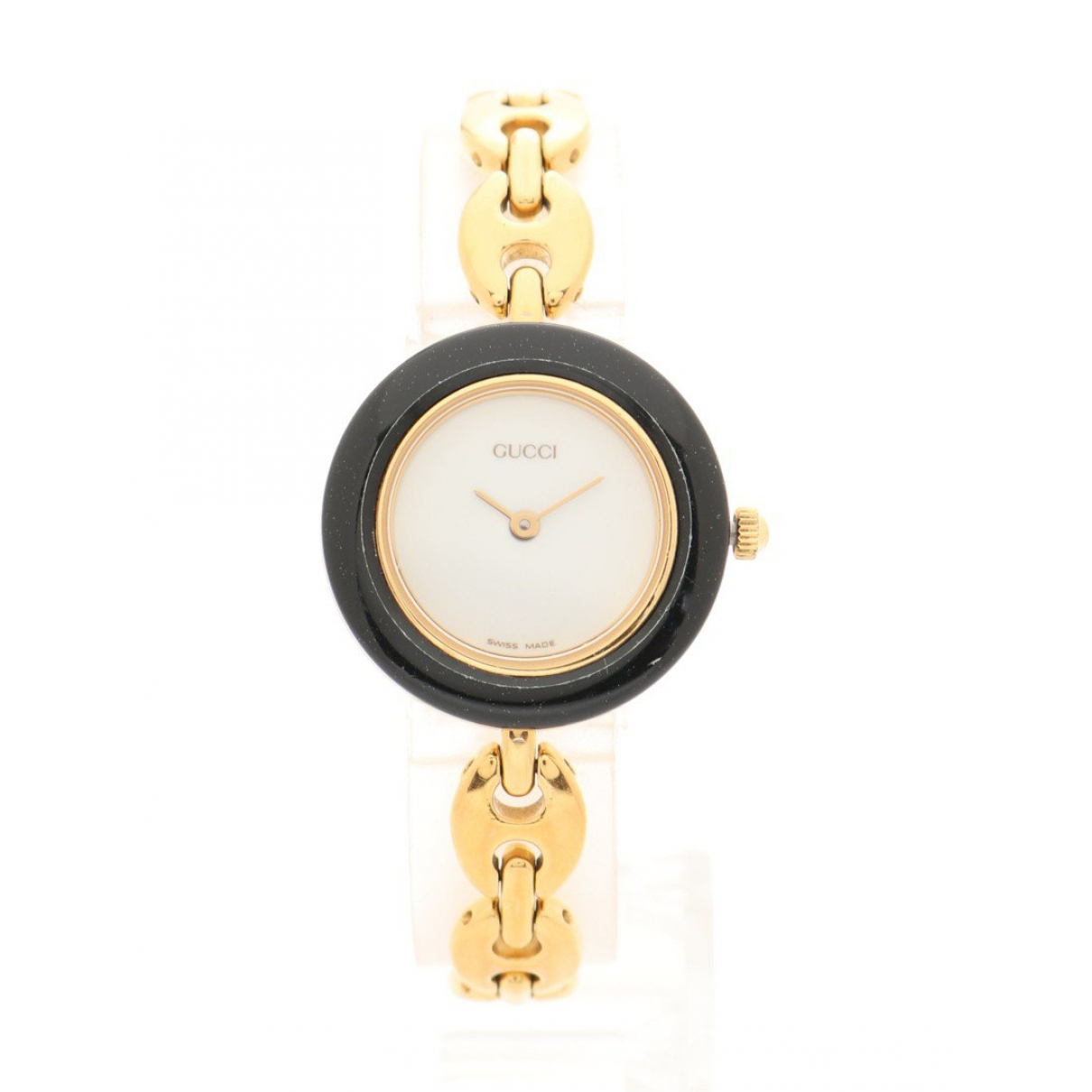 Gucci \N Gold Gold plated watch for Women \N