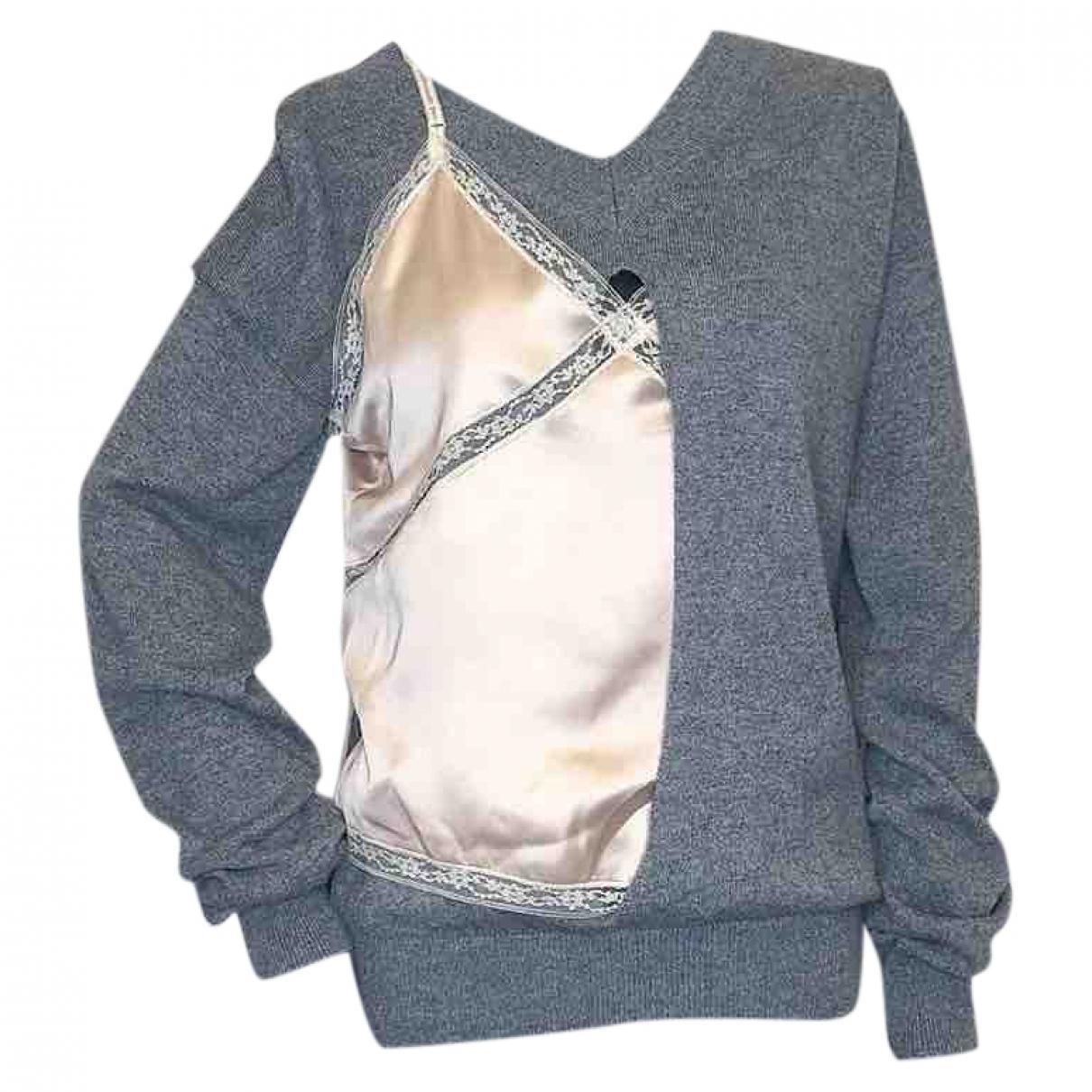Alexander Wang \N Grey Wool Knitwear for Women M International