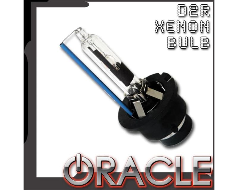 Oracle Lighting 6201-014 D2R Xenon Replacement Bulb Single 8000K